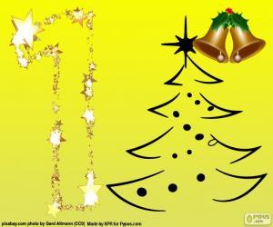Puzle Číslo 1, Vánoce