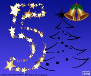 Puzle Číslo 5, Vánoce
