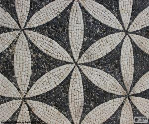 Puzle Římská mozaika