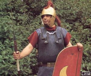 Puzle Římský voják