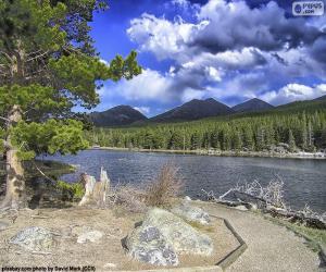 Puzle řeky Colorado, Spojené státy americké
