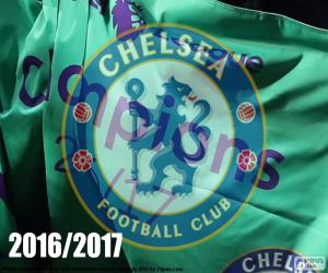 Puzle Šampion Chelsea FC 2016-2017