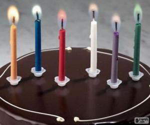 Puzle Šesté výročí