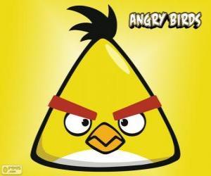 Puzle Žlutý pták (Yellow Bird)