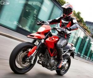 Puzle 2013 Ducati Hypermotard 1100EVO