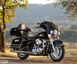 Puzle 2013 Harley-Davidson FLHTC Electra Glide Classic
