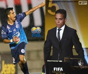 Puzle 2015 FIFA Puskás award