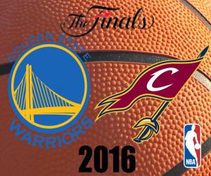 Puzle 2016 NBA finále