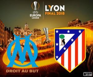 Puzle 2017-2018 UEFA Europa League finále