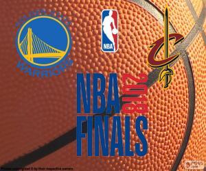 Puzle 2018 NBA finále