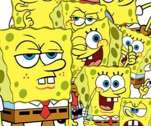 Puzle Sponge Bob