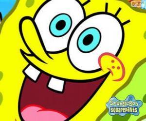 Puzle SpongeBob je hrdinou dobrodružství v Bikini Bottom