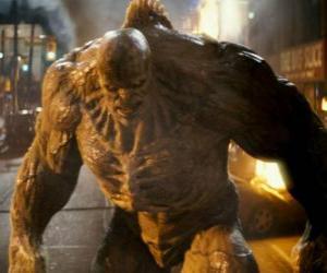 Puzle Abomination je nepřítel Neuvěřitelný Hulk
