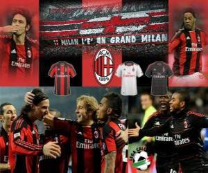 Puzle AC Milan