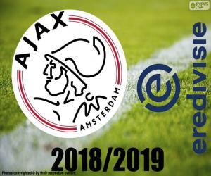 Puzle AFC Ajax, mistr 2018 – 2019