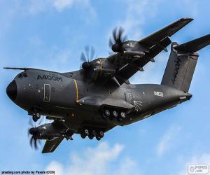 Puzle Airbus A400M Atlas