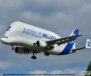 Puzle Airbus Beluga