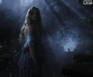 Puzle Alenka v lese