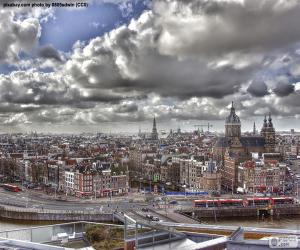 Puzle Amsterdam, Nizozemsko