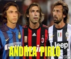 Puzle Andrea Pirlo