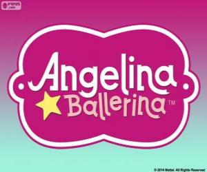 Puzle Angelina Ballerina logo