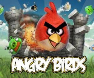 Puzle Angry Ptáci Rovio je videohra. Angry ptáci útočí na prasata, kteří kradou vejce