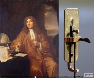 Puzle Anton van Leeuwenhoek