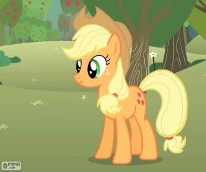 Puzle Applejack