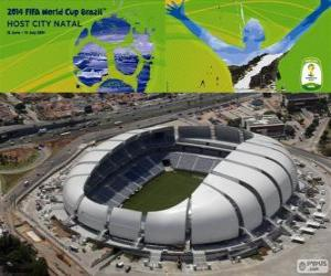 Puzle Aréna das Dunas (45.000), Natal