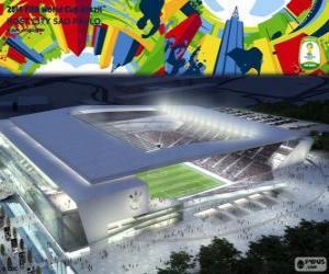 Puzle Aréna de São Paulo (65.281), São Paulo