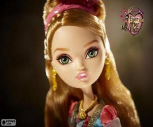 Puzle Ashlynn Ella, dcera Popelka