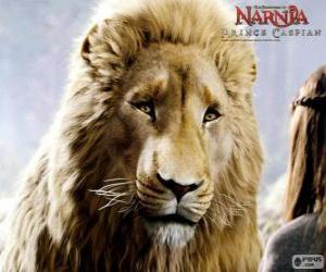 Puzle Aslan, Narnie
