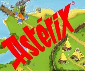 Puzle Asterix logo