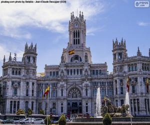 Puzle Ayuntamiento de Madrid