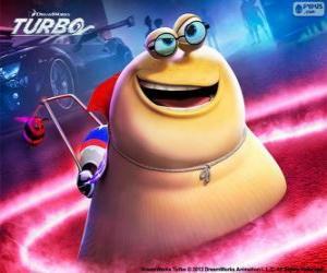 Puzle Bílý Stín od Turbo film