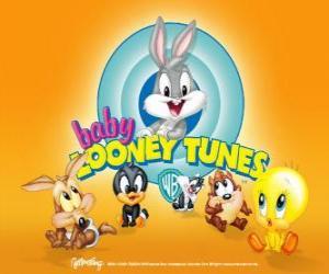 Puzle Baby Looney Tunes