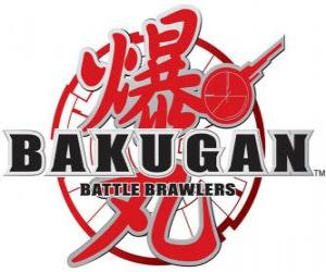 Puzle Bakugan logo