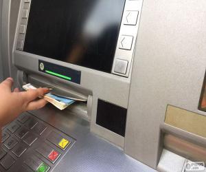 Puzle Bankomat