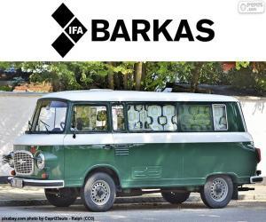 Puzle Barkas B1000