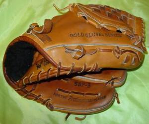 Puzle Baseball rukavice