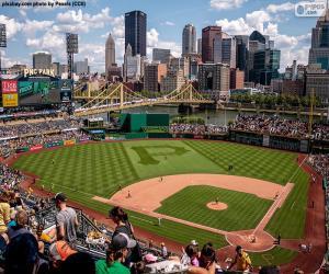 Puzle Baseballový stadion