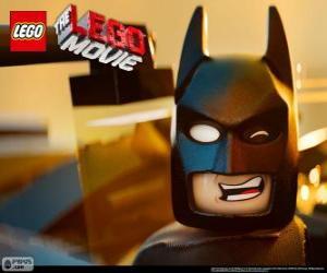 Puzle Batman, superhrdina, který pomůže zachránit Lego universe