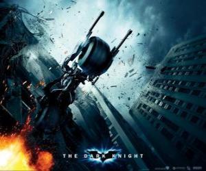 Puzle Batman -Temný rytíř -