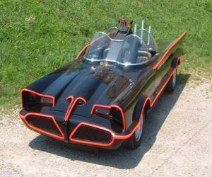 Puzle Batmobile