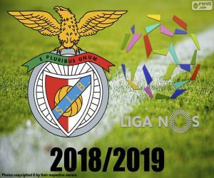 Puzle Benfica, mistr 2018 – 2019