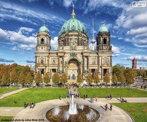 Puzle Berlínská katedrála, Německo