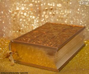 Puzle Bible se křesťanské náboženství