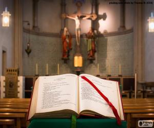 Puzle Bible v pultíku