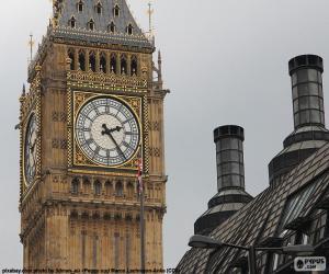 Puzle Big Ben, Londýn