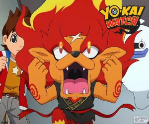 Puzle Blazion, Yo-Kai Watch